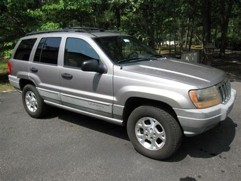 1999 jeep grand cherokee sale owner sell used 1999 jeep grand cherokee laredo 1 owner 4wd v8 quadra drive 251k mi no res in egg