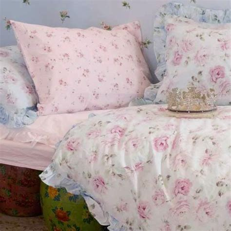 rachel ashwell shabby chic bedding pink butterfly aqua sky blue yellow butterflies twin duvet