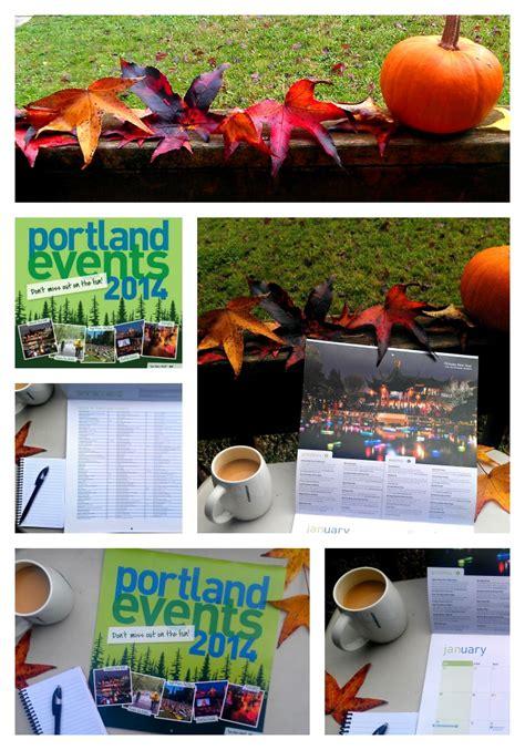portland calendar melissa kaylene