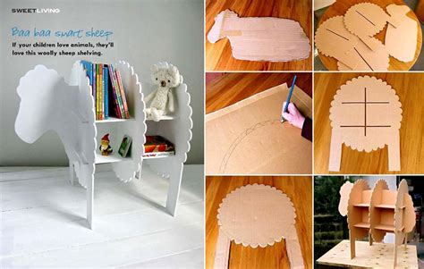 diy project diy sheep bookshelves diy projects usefuldiy com 245998