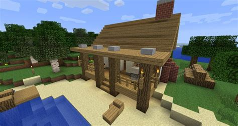 how to build a beach house in minecraft 17 best ideas about minecraft beach house on pinterest