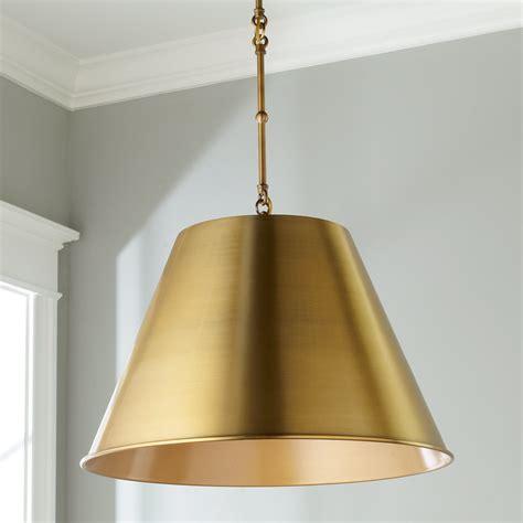 pendant shades modern metal shade pendant shades of light