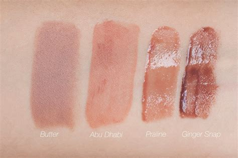 Nyx In nyx in new zealand haul swatches adrienne