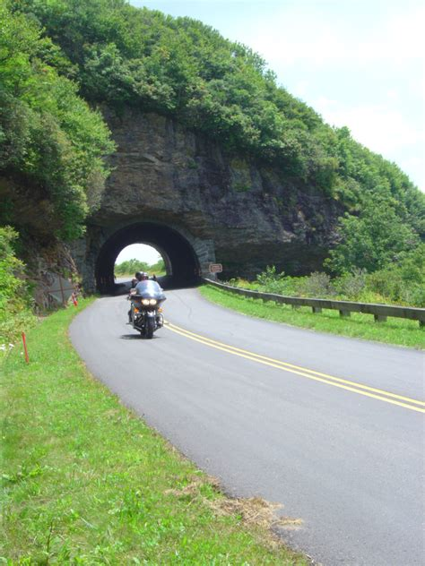 blue ridge parkway riding the blue ridge parkway tips tame the tunnels