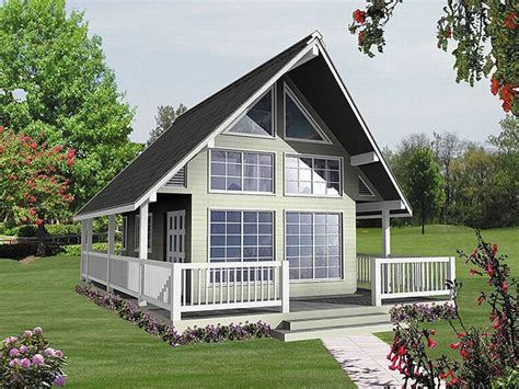aframe homes a frame house plans a frame home plan design 010h 0001 at thehouseplanshop