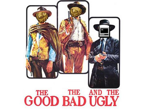 The Good The Bad And The Ugly Meme - the good the bad and the ugly twitch plays pokemon