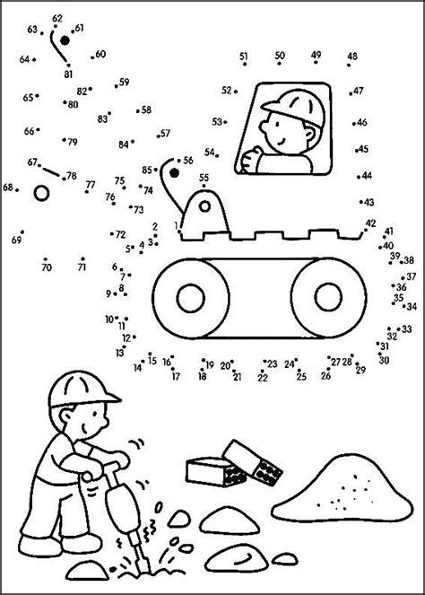 imagenes educativas para imprimir y colorear fichas para unir puntos y formar o completar dibujos