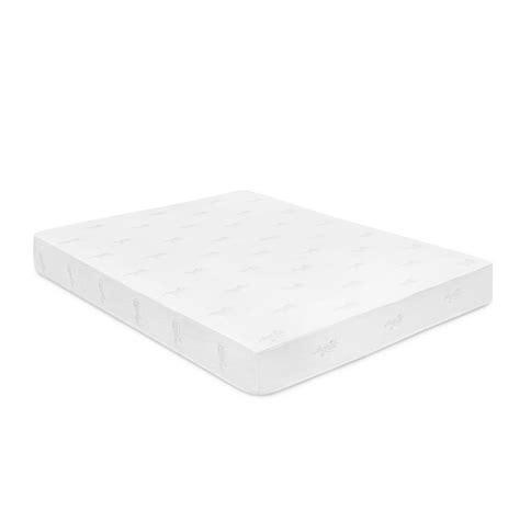 furinno angeland size 10 in gel memory foam mattress