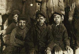 industrial revolution: child labor