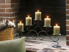 candles astonish fireplace candle holder ideas fireplace