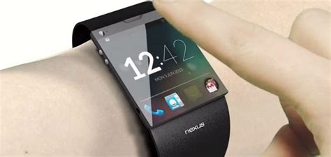 Smartwatch Predicted to Grow to $62 Billion by 2018, Could Incorporate Bendable Display In Future