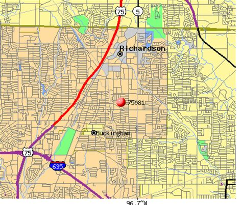 map of richardson texas cm2650 png 422 215 359 dfw metro
