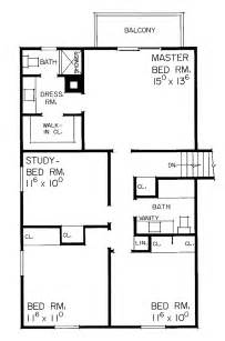 split level floor plan floor plans aflfpw21796 1 story split level home with 4