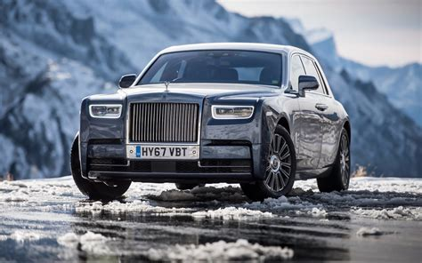 rolls royce phantom uk 2017 hd 4k wallpaper