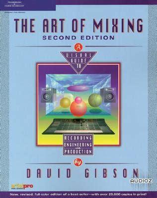 Download David Gibson The Art Of Mixing Pdf 187 Audioz