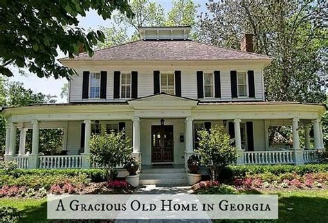 Home Decorating Styles Quiz by Front Porch Envy A Southern Beauty For Sale In Georgia