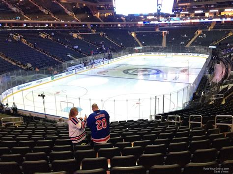 madison square garden section 113 madison square garden section 113 new york rangers