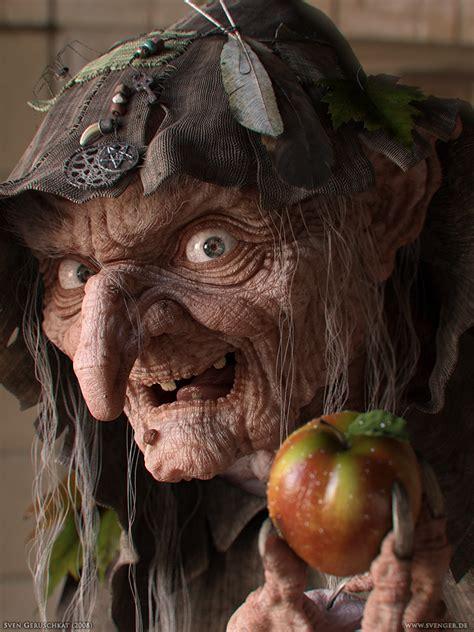 a witch witches belchspeak