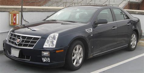 file 2008 2009 cadillac sts jpg wikimedia commons