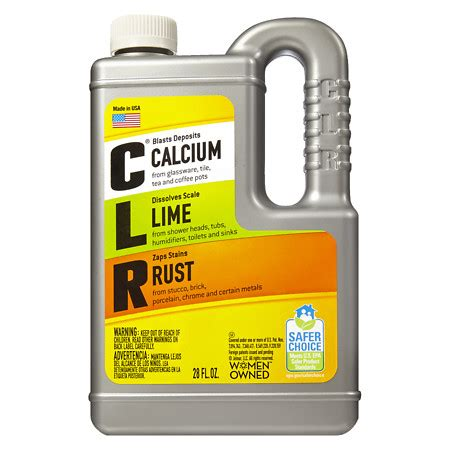 clr calcium lime rust cleaner | walgreens