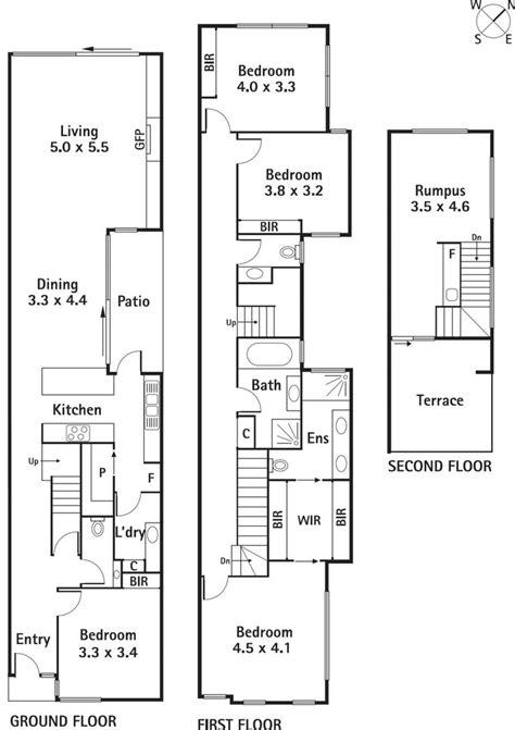 floor plans melbourne 203a pickles street port melbourne vic 3207 floorplan