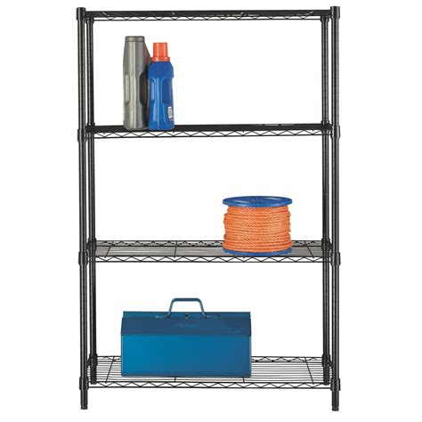 5 Shelf Storage stor 163063 5sl 5 shelf storage unit sears outlet