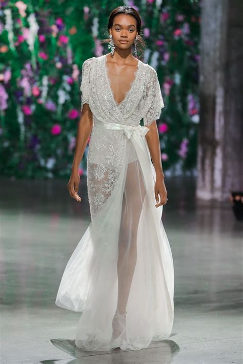 bridal fashion week the 12 most jaw dropping wedding dresses from bridal