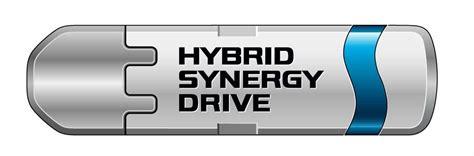 toyota hybrid logo hybrid synergy drive toyota