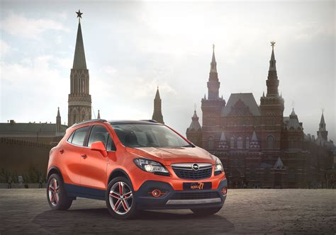 opel russia opel mokka is the best vehicle in germany