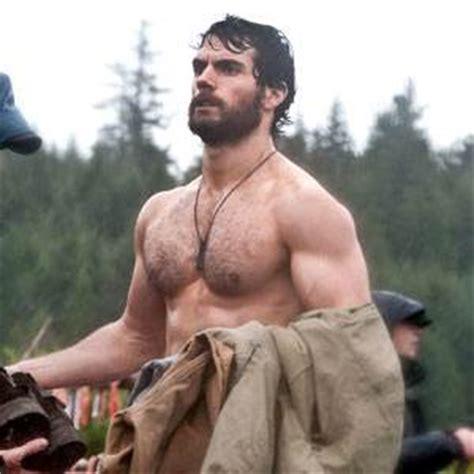 henry cavill superman man of steel workout video and diet