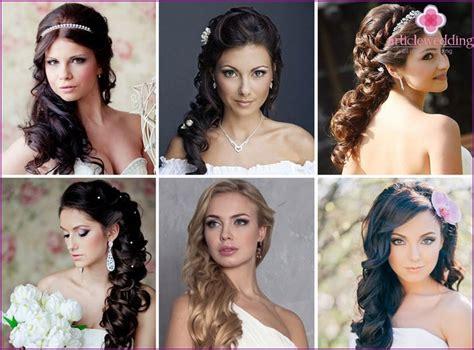 Hochzeitsfrisur Griechisch by Hochzeitsfrisur Mit Locken Optionen F 252 R Die Haare Mit
