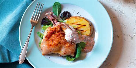 cucinare coscia di pollo ricette con le cosce di pollo