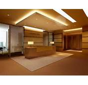 3D Reception Hall With False Ceiling  CGTrader