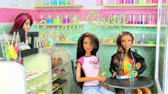 Doll Treehouse - how to make a doll sweet shop doll crafts youtube