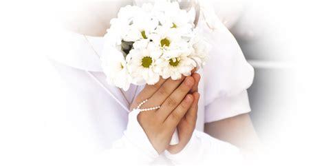fiori per prima comunione regala un bouquet o mazzo di fiori per la comunione