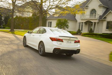 2019 Acura Tlx by 2019 Acura Tlx Pricing And Specs Announced