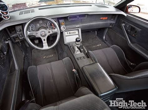 Iroc Z Interior by 301 Moved Permanently