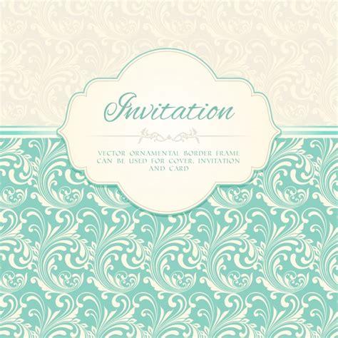 svg pattern cover ornamental pattern invitation card or album cover template