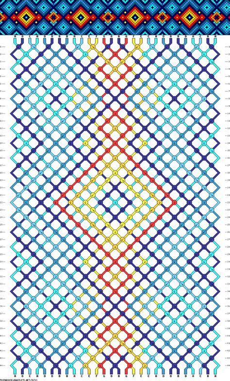 Hemp String Patterns - 25 best ideas about macrame bracelet patterns on