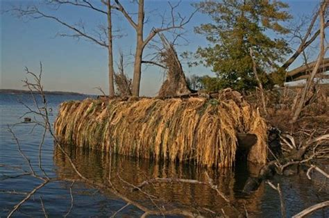 jon boat duck blind kit avery outdoors killerweed duck boat camo blind kit at