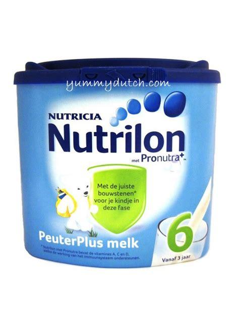 Formula Nutrilon 1 Nutrilon Toddler Milk 6 With Pronutra Nutricia