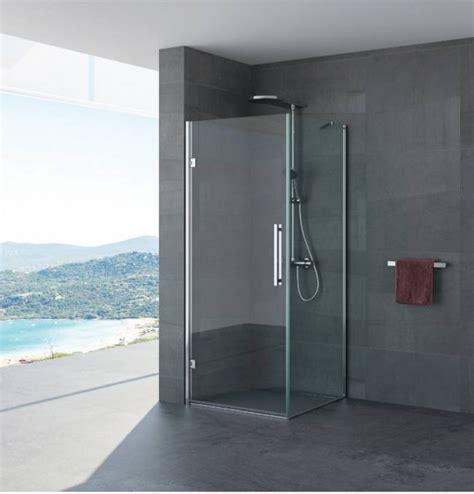 box doccia porta battente box doccia porta battente quot quot profili in acciaio inox