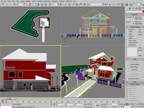 3d max home design software free download 3ds max house models free download messagemake