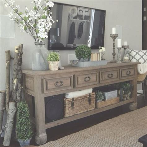Shabby Chic Living Room Accessories by Best 25 Tv Decor Ideas On Tv Stand Decor Tv