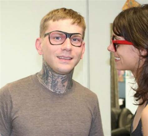 glasses tattoo that s what you got 15 more bad tattoos team jimmy joe