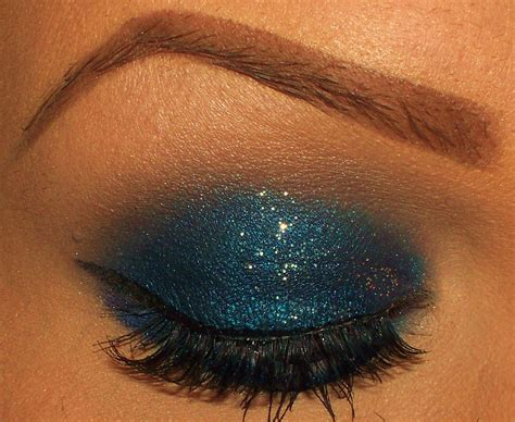 hairdresser loreal lowligh cvolours blue shimmer eye makeup best 25 glitter eye makeup ideas