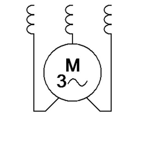 Similiar 3 Phase Motor Symbol Keywords
