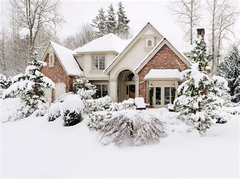 winter houses tips on home maintenance during winters in new england