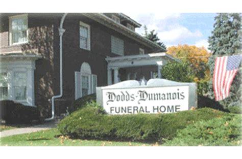 dodds dumanois funeral home flint flint mi legacy