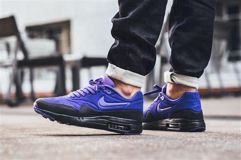 air max 1 ultra moire sneakers nike air max 1 ultra moire violet sneaker bar